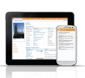 DocLogix mobile application for Android devices