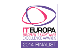 European IT Excellence Awards 2014