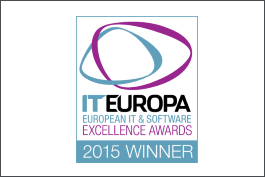 European IT Excellence Awards 2015 DocLogix