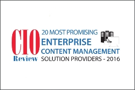 20 Most Promising Enterprise Content Management