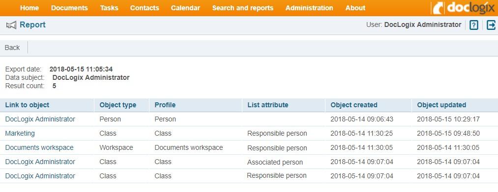 Gdpr Tools Document Management System Doclogix