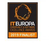 DocLogix has been shortlisted as a finalist for the European IT & Software Excellence Awards 2019